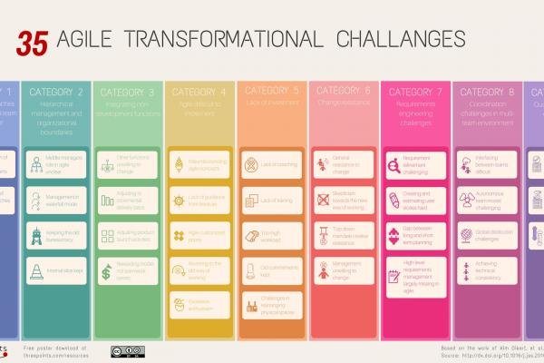 35 Agile Transformational Challenges